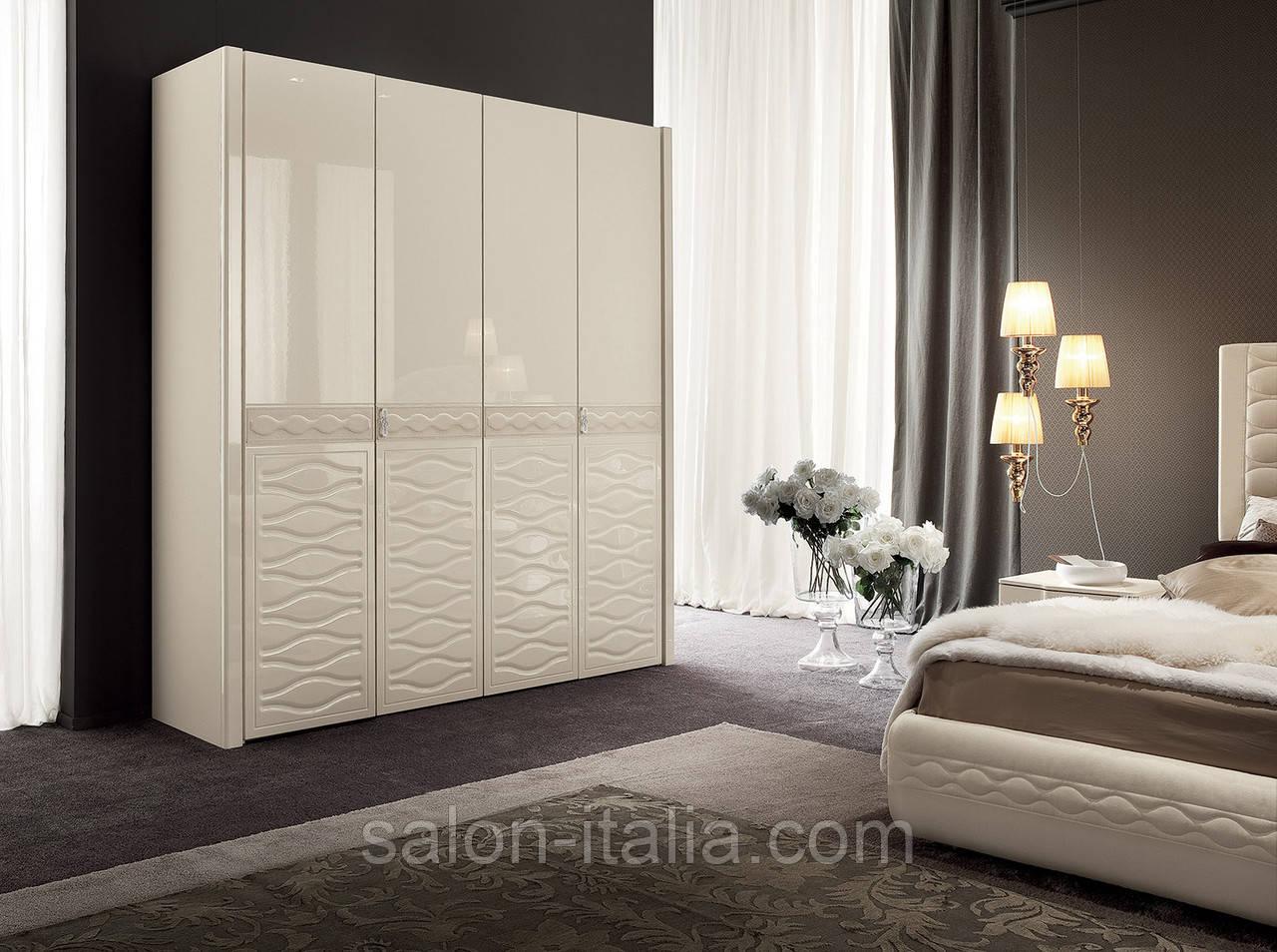 Итальянская спальня chanel фабрика dall agnese в ханты-манси.