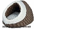 Домик для маленькой собаки Trixie Kaline 35*26*4см коричневый/кремовый (36348)