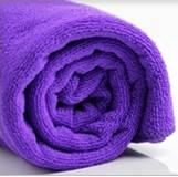Полотенце из микрофибры 80*180 микрофибра банное пляжное фиолетовое
