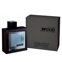 Dsquared2 He Wood Silver Wind Wood туалетная вода мужская 50 ml