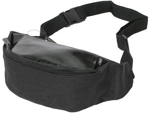 Поясная сумка Loren WB-05C темно-серый
