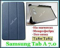 Синий TF CASE чехол для планшета Samsung Galaxy Tab A 7.0 T280 T285