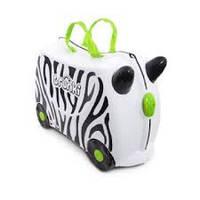 Детские чемоданы Trunki Zimba the Zebra