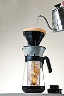 Пуровер для приготовления горячего и холодного кофе (700 мл)