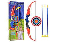 Лук стрелы на присосках М 0037