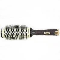 Щетка-брашинг для волос керамическая Salon Professional 9884BTC