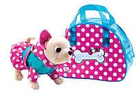 Собачка чихуахуа Веселый дождик чи чи лав Chi Chi Love оригинальная из Германии Simba 5892280  Модный гламур
