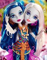 Кукла Monster High Пери и Перл Серпентайн (Peri & Pearl) Большой Скарьерный Риф Монстер Хай Школа монстров
