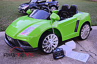 Детский электромобиль  Lamborghini CH 915: 70W, 3-7км/ч, MP3 - ЗЕЛЕНЫЙ- купить оптом