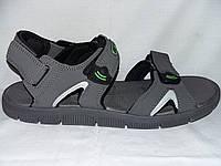 Мужские сандали Nike серые