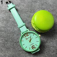 Яркие женские часы GENEVA Женева.