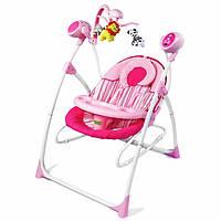 Кресло-качалка BT-SC-0005 Pink