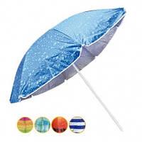 Зонт пляжный Серебро