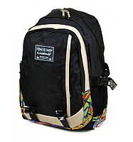 Рюкзак черный для города