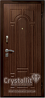 Двери входные металлические модель Арка улица серия Оптима Плюс