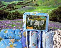 Одеяло шерстяное полуторное 150х210 Украина