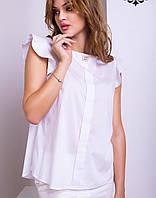 Белая летняя блузка | Кэлли lzn