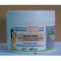 Маска-крем успокаивающая восстанавливающая для лица, шеи, декольте Professional Face Care