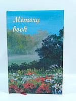 Сова Memory Book Квітковий ранок