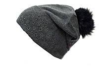 Очень теплая шапка