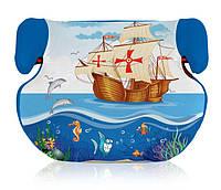 Bertoni Автокресло 'Ship' Bertoni Teddy 15 - 36 кг. голубой