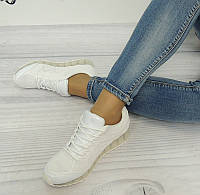 Женские кроссовки Хелли белый, фото 1