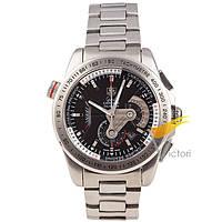 Мужские кварцевые часы TAG Heuer Grand Carrera Calibre 36 RS Steel (Таг Хоер)