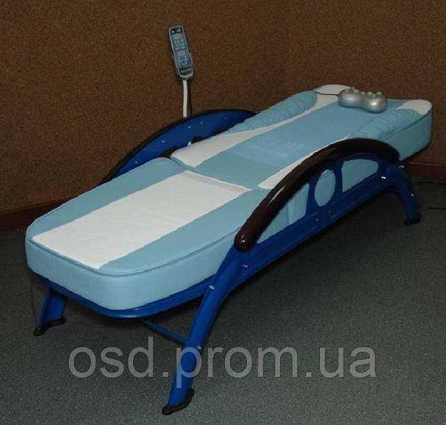 Массажная кровать с нефритовыми роликами UMS