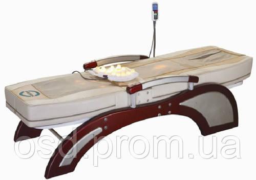 Нефритовая кровать UMS Alioth на деревянной основе
