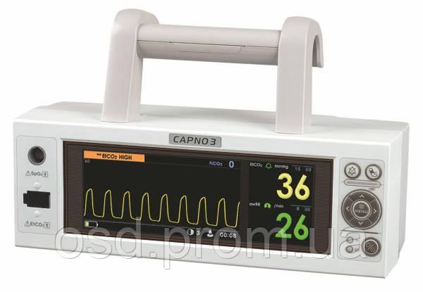 Монитор-капнограф CX210 (Capno3)
