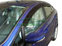 """Ветровики на окна для Ford Fiesta 5D H/B 2010-2013 """"SIM"""""""