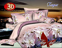 Комплект постельного белья, подарок на свадьбу, семейный, Глэдис