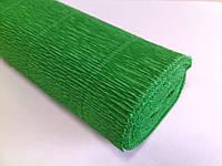 Креп-бумага 563 50см*2,5м Италия зеленый 074