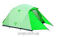 Палатка Cultiva 3-местная (340х180х130 см)