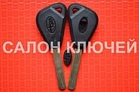 Ключ зажигания на Subaru с иммобилайзером