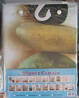 Шторка для ванной комнаты 180 см х 180 см тканевая