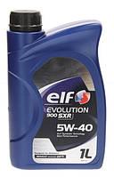 Моторное масло ELF EVOLUTION 900 SXR 5W-40 1л