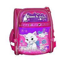 Рюкзак школьный детский трансформер Кошечка Willy WL-822
