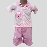 Костюм детский розовый
