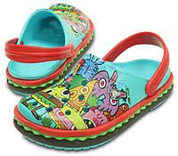 Кроксы детские Crocs Burger K Clog 34-35 размера