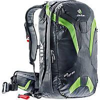 Рюкзак лавинный с системой ABS Deuter OnTop ABS 20 black/kiwi (3310115 7251)