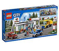 LEGO® City (60132) Станция техобслуживания 2 в 1