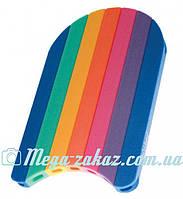 Доска для плавания детская Rainbow: 46.5х30х2,5см