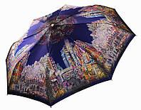 Женский зонт Три Слона Токио САТИН ( полный автомат ) арт.133-6