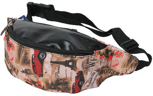 Поясная сумка Loren WB-05В Париж2