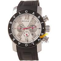Мужские механические часы Bvlgari Rose Silver