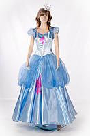 Золушка карнавальный женский  костюм