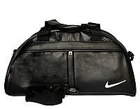 Вместительная спортивная сумка Nike (Nike white)