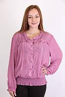 Женская блуза, цвета в ассортименте, фото 1