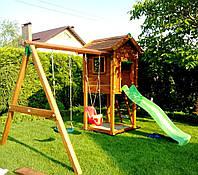 Детская площадка Spielplatz Отто - монтаж в подарок!